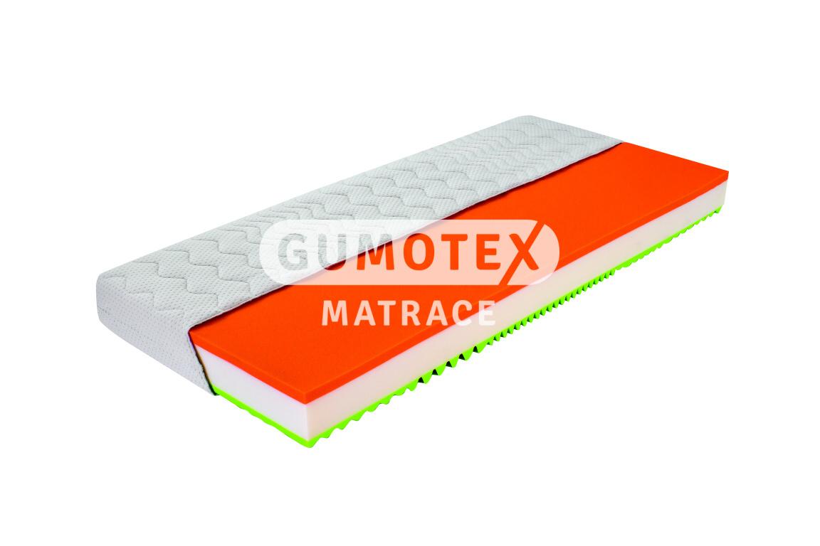 Gilda - 80 x 200 cm - Gumotex Moravia Comfort