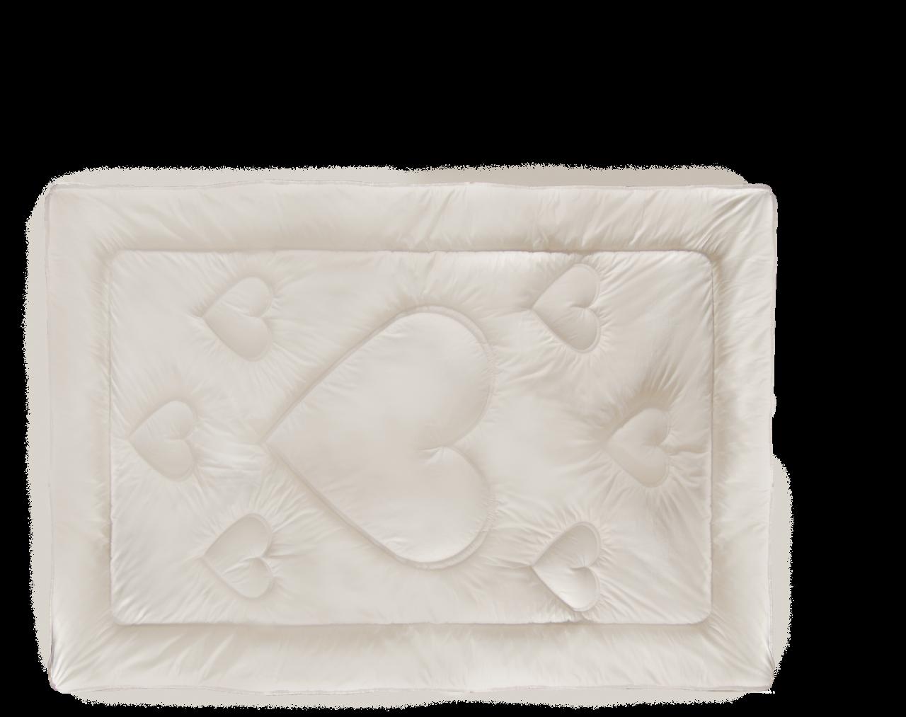 Love přikrývka - 135 x 200 cm - Klinmam